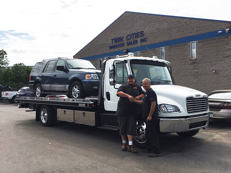 Daves Auto Sales >> Owner's Gallery - Twin Cities Wrecker Sales