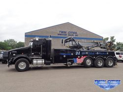 Truck Parts At Twin Cities Wrecker Sales